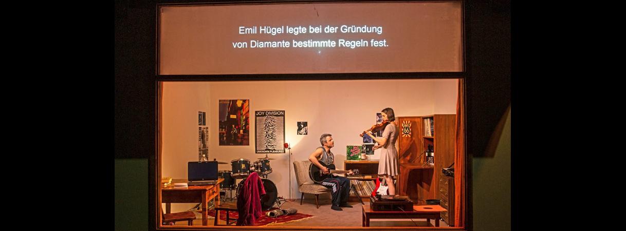 Wiener Festwochen: DIAMANTE